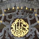 iron lattice work