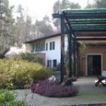 Patio e ingresso abitazione