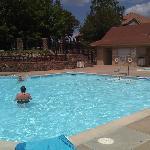 Mountain Ridge pool