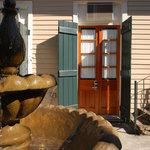 Inn on St Ann Courtyard Fountain