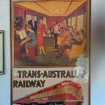 Old Ghan poster
