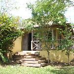 Exterior of Casa Nueva