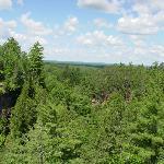 View near Big Manitou Falls