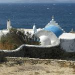 Mykonos - chapelle du port