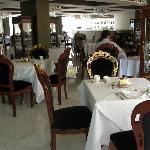 Visão geral do restaurante (por Erick Jacquin)