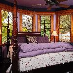Main House guest room-The Lucia (king bed)