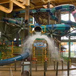 Huge Indoor Water Park
