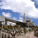 Templo en Monserrate