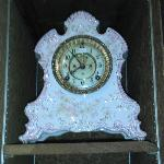 one of several clocks