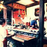 Warung Lela's Open Kitchen