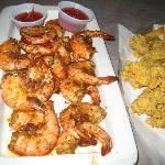 1lb New Orleans Style Jumbo peel&eat Shrimp