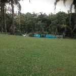 Large Outdoor Pool in beautiful setting