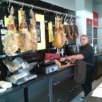 Jaime, the main chef at Mercado