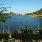 Lagoa dos monolitos em Quixadá