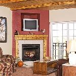 Den Suite Living Room