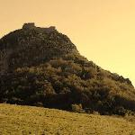 Le pog et château de Montségur