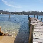 Nearby fishing jetty's