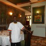 Diningroom/restaurant