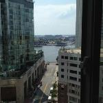loved the view from our 12th floor corner room!