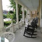South Street porch