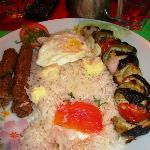 Famous Chelo Kebab