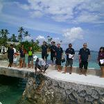 Our Greeting by the Wakatobi Staff