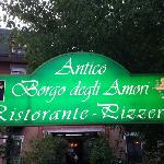 Antico Borgo Degli Amori Ristorante Prosciutteria Gnocco Fritto.