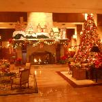 Christmas time at the Houstonian