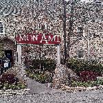 Mon Ami winery and restaurant