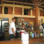 Kike's Bar/Restaurant ,friendly staff