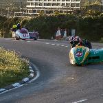 Side cars in front of the Creg