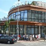 Tudela Bardenas Hotel - Front