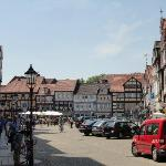 Celle town