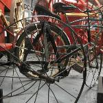 Bicycle & carriage collection