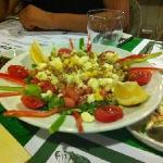 Akdeniz Salatası :)