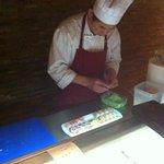 sushi bar @ NUI