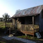 The 'Secret Listeners' Cottage