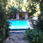 Swimming pool at Gaia Spa Centre