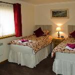 Loch View Twin Room En-Suite