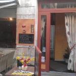l'amaranthe restaurant / salon de thé /café