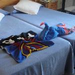 Nos serviettes de plage