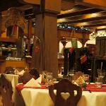 """Le restaurant """"la taverne"""""""