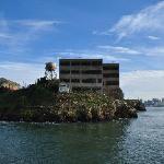 Alcatraz Island is located in the San Francisco