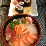 sashimis fades