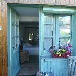 Chambre 23, l'entrée