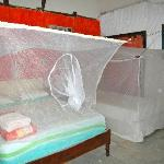 Mosquito nets are a MUST!!!