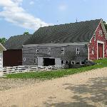 shaker barn