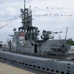 USS SILVERSIDES SS-236