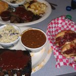 Brisket, Ribs and Pulled Pork Sliders
