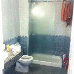 our large good bathroom